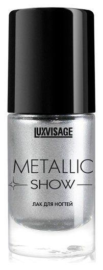 Лак для ногтей Metallic Show  Luxvisage