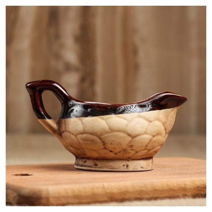Соусник керамический, 0,1 л Керамика ручной работы