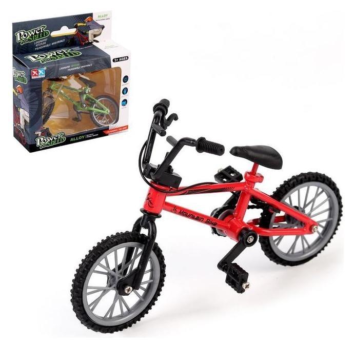 Пальчиковый велосипед Bmx, металлический NNB