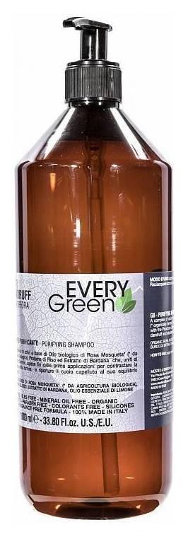 Шампунь от перхоти Anti Dandruff Shampoo Purificante  Dikson