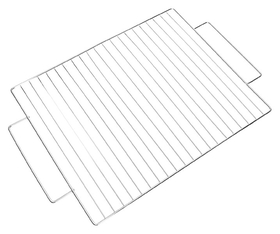 Решетка гриль для мяса Lux, плоская, средняя