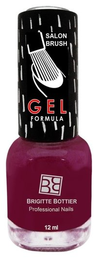 Лак для ногтей Gel Formula  Brigitte Bottier