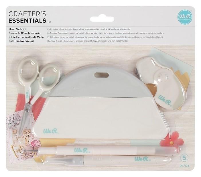 Базовый набор инструментов Wrmk «Hand Tool Kit» We R Memory Keepers