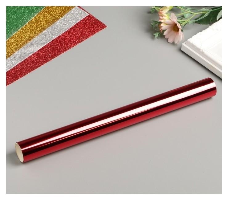 Фольга Wrmk для Foil Quill «Красный» - Red - 30.5х243.8 см We R Memory Keepers