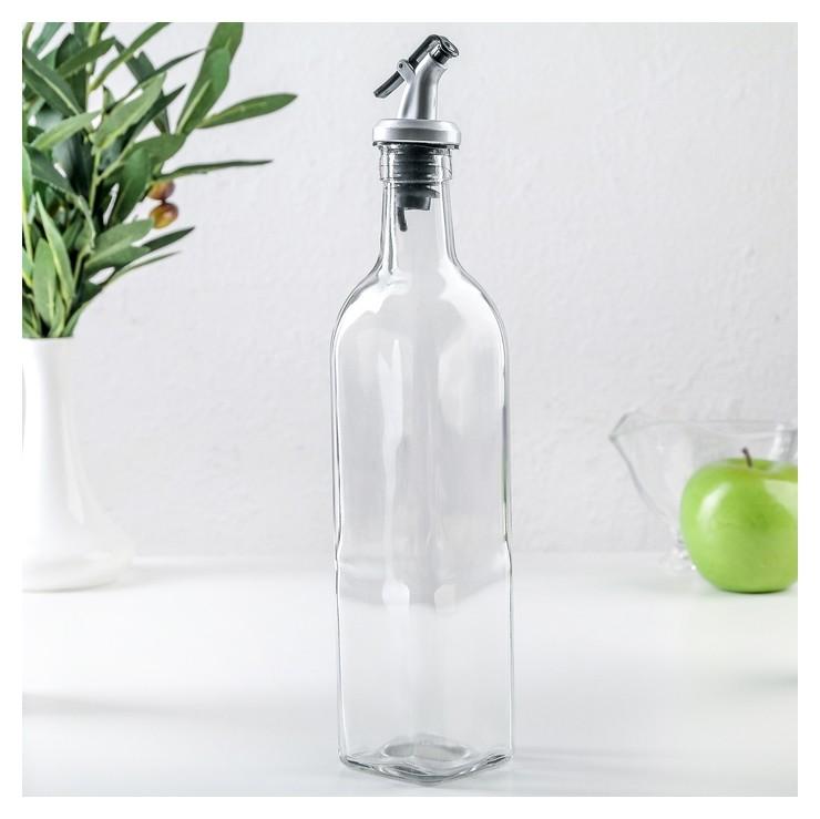 Бутыль для соусов и масла «Классик», 500 мл, 6×29 см  NNB