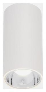 Светильник 671514/1 LED 7Вт белый-серебро 5,5х5,5х10 см  BayerLux