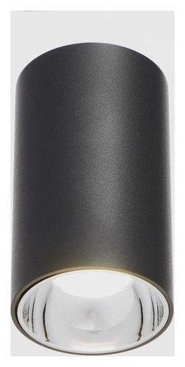 Светильник 671516/1 LED 12вт черный-серебро 7,5х7,5х15 см  BayerLux