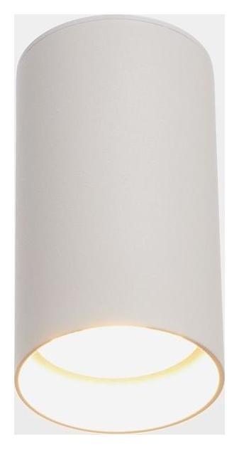 Светильник 671522/1 Gu10 40вт белый 6х6х11 см BayerLux