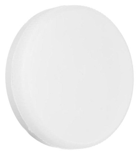 Лампа светодиодная Ecola, 8.5 Вт, Gx53, 6000 К, 220 В, 27x75 мм, матовая  Ecola