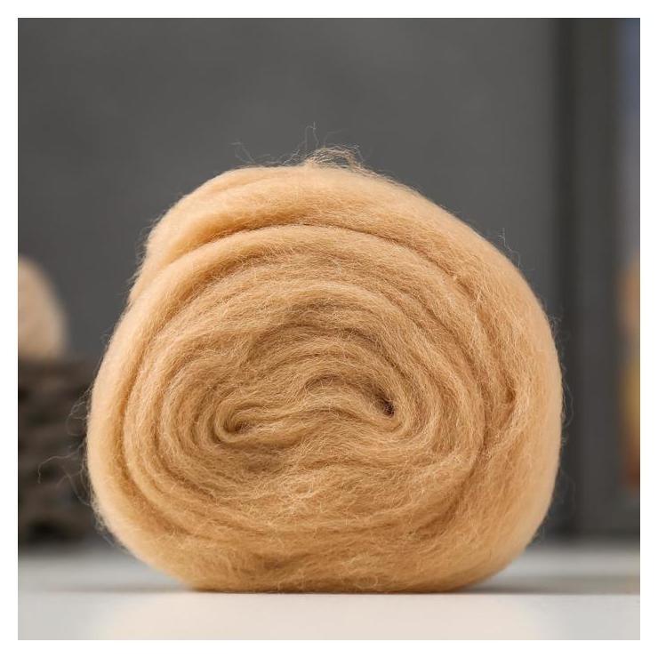 Шерсть для валяния Keche 100% шерсть 2,5м/50гр (219) Nako