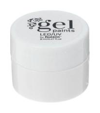 Гель-краска для ногтей трёхфазная Gel Paints Led UV  Luazon