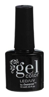 Гель-лак для ногтей трёхфазный Gel Color Led uv  Luazon
