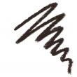 Стойкий пудровый карандаш для бровей Тон 104 Черный