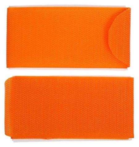 Связка для горных лыж, цвет оранжевый  NNB