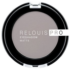 Тени для век Eyeshadow Matte Pro Relouis