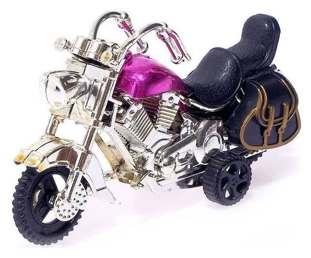 Мотоцикл инерционный «Харлей» NNB