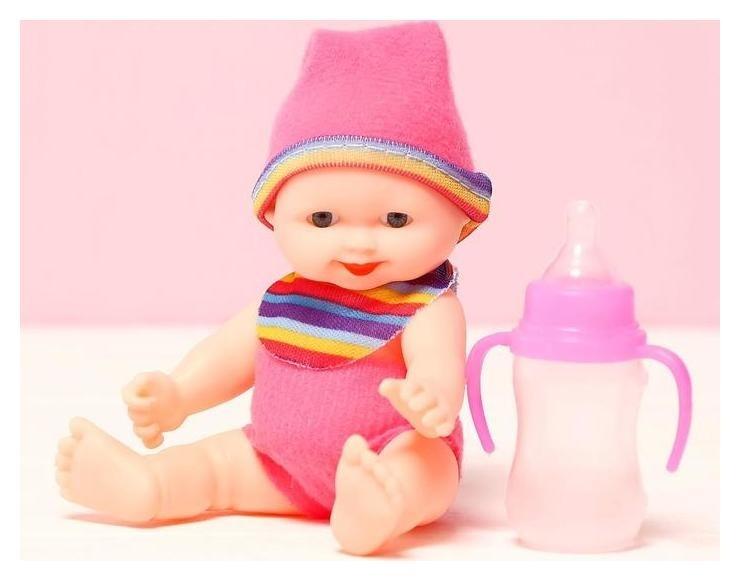Пупс «Малыш» с бутылкой NNB