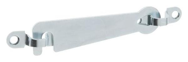 Крючок ветровой Tundra, кд-75, покрытие цинк, 1 шт.  Tundra