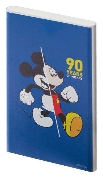 Внешний аккумулятор Red Line J01, 4000 мач, металл, Disney №54, серебристый Red line