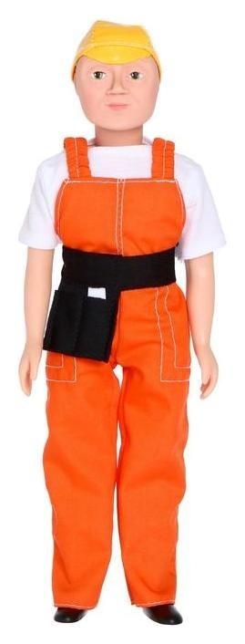 Кукла «Дима - строитель», 30 см Актамир