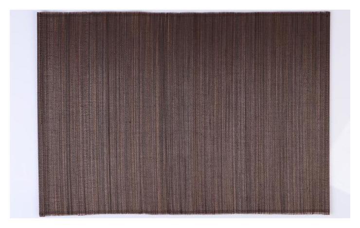 Салфетка плетёная тёмная, 30х50 см, бамбук NNB