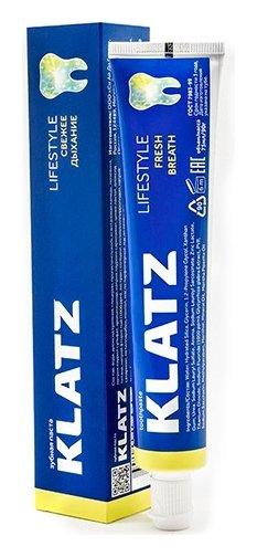 Зубная паста Свежее дыхание Klatz Lifestyle
