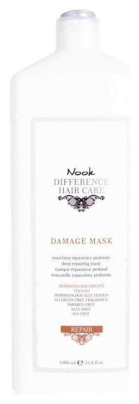 Маска для глубокого восстановления нормальных или толстых поврежденных волос Ph 4,7 Repair Damage  Nook