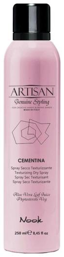 Спрей для волос сухой текстурирующий Artisan Cementina Texturizing Dry Spray  Nook