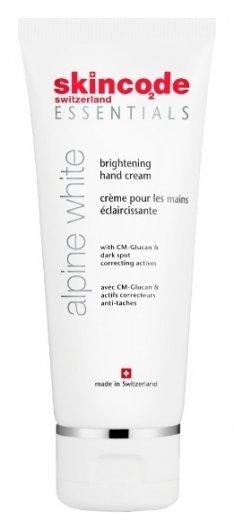 Крем для рук осветляющий Alpine White  Skincode