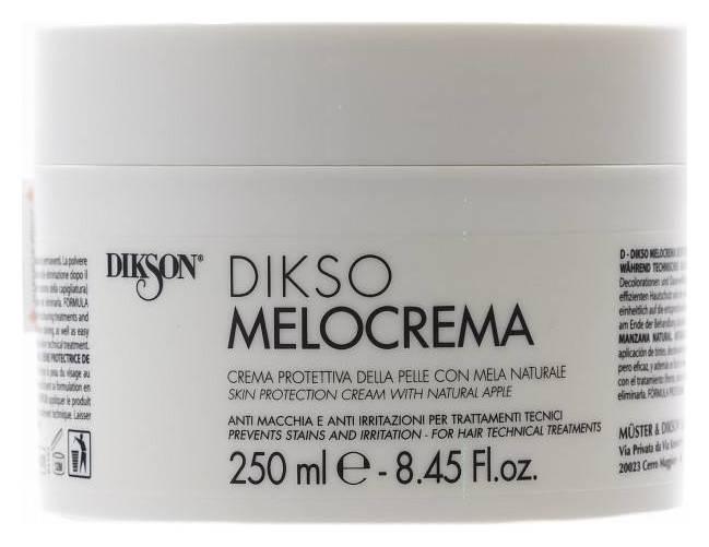 Крем для защиты кожи головы во время окрашивания Melocrema  Dikson