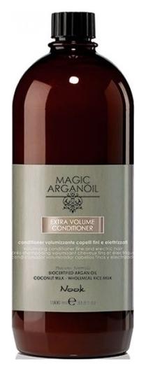Шампунь для придания объема тонким и наэлектризованным волосам Magic arganoil Extra Volume Shampoo   Nook