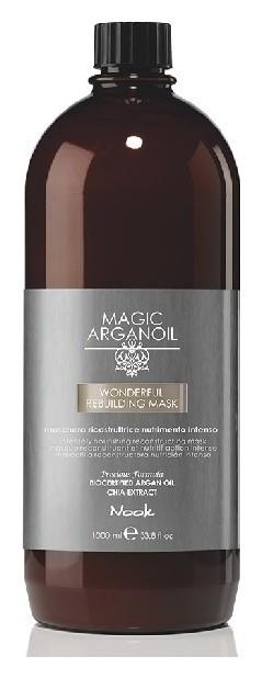 Маска для волос Реконструирующая интенсивно-питательная Magic arganoil Wonderful Rebuilding Mask 1000 мл