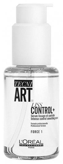 Сыворотка для контроля гладкости волос Liss Control+  L'oreal Professionnel