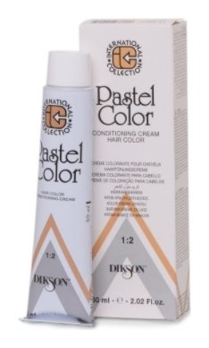 Крем-краска для глубокого осветления Pastel Color  Dikson