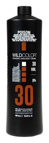 Крем-эмульсия окисляющая для краски Wild Color 9% Oxi 30 Vol.  Wild Color