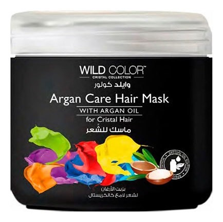 Маска для волос с аргановым маслом Argan Care  Wild Color