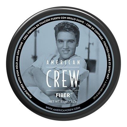 Паста для волос высокой фиксации с низким уровнем блеска King Fiber Gel  American Crew
