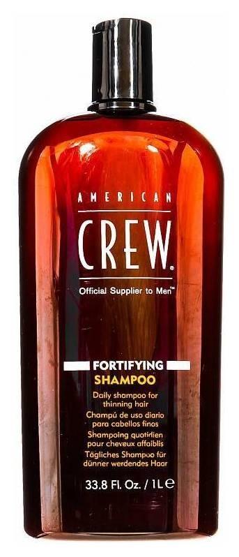 Укрепляющий шампунь для тонких волос Fortifying Shampoo American Crew Classic