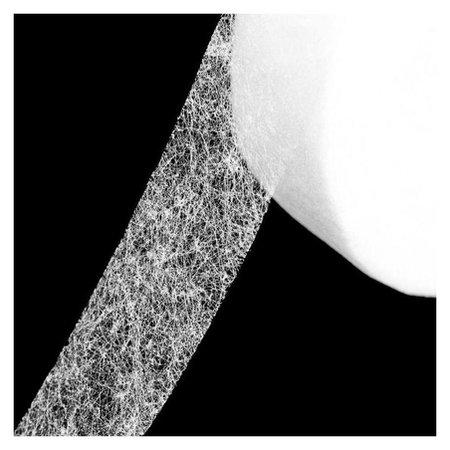 Паутинка клеевая, 20 мм, 73 ± 1 м, цвет белый NNB