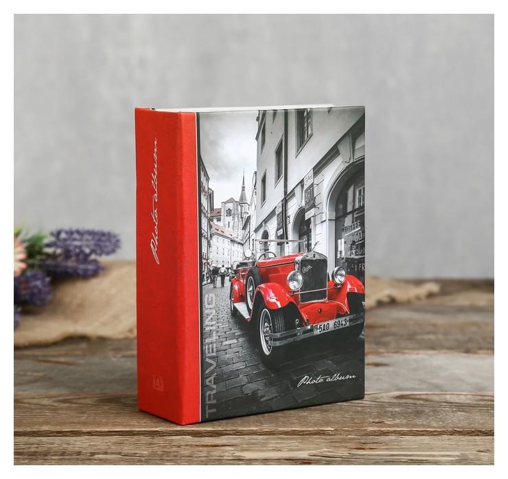 Фотоальбом на 100 фото Красное авто КНР