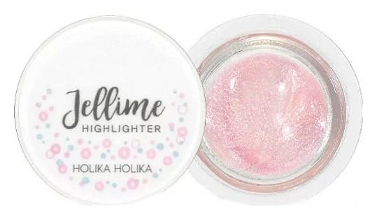 Хайлайтер для лица гелевый Jellime Holika Holika 19 Joy