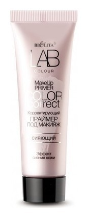 Праймер под макияж корректирующий Color Correct сияющий  Белита - Витекс