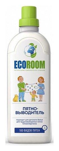 Пятновыводитель универсальный биоразлагаемый  Ecoroom