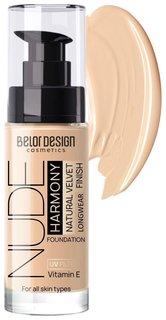 Крем для лица тональный Nude Harmony Belor Design