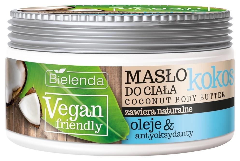 Масло для тела кокосовое  Bielenda