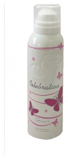 Дезодорант-спрей женский Celebration  Geparlys