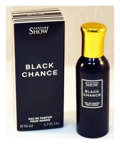 Парфюмерная вода мужская Show Black Chance  Неолайн (NEO Parfum)