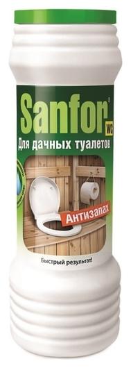 Средство дезодорирующее для дачных туалетов Антизапах   Sanfor