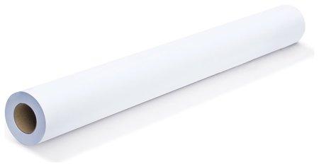 Рулон для плоттера, 420 мм х 45 м х втулка 50,8 мм, 80 г/м2, белизна CIE 146%, Brauberg, 110625  Brauberg