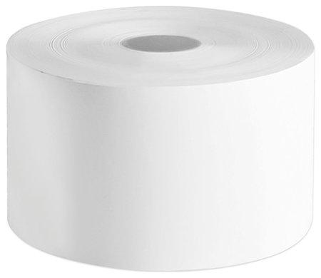 Чековая лента термобумага, 80 мм (Диаметр 120 мм, длина 150 м, втулка 26 мм), слой наружу, комплект 2 шт., Akzent, 45196  Akzent